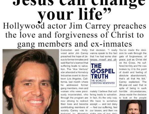 The Gospel According to Jim Carrey