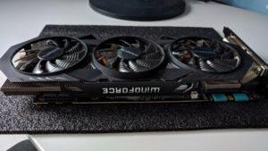 GIGABYTE GeForce GTX 970 4GB WINDFORCE